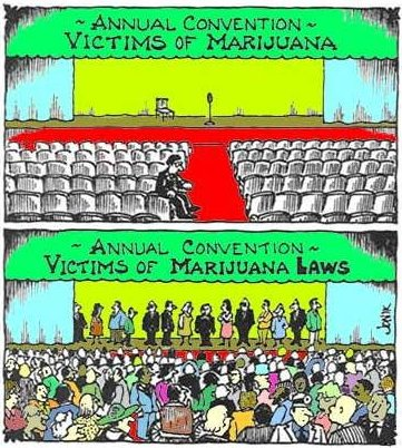 Victims of Marijuana/Victims of Marijuana Laws convention