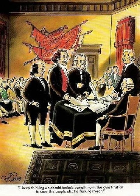 Shh We're Writing The Constitution