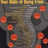 Your odds of sying from