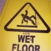 Adam West floor