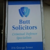 Butt solicitors