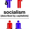 Capitalism, socialism, libertarianism, anarchy and fascism