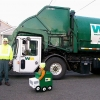 Daddy garbage man Halloween costume