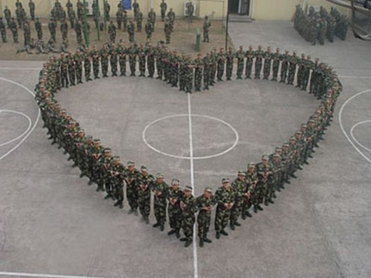 The love army