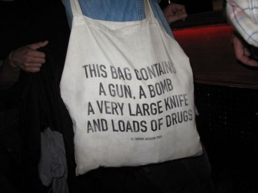 Bag contains ...