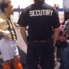 Secutiry guy