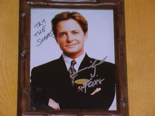 Michael J. Fox-approved shakes