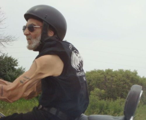 Old Biker Arms Really Funny Pictures Collection On