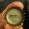 Reading bottlecaps