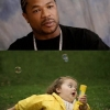 Xzibit vs. Bubbles Girl