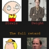 Family Guy vs. The Office