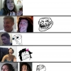 Rage face competition