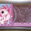 My little pony salami