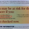 You may be at risk fro throat cancer