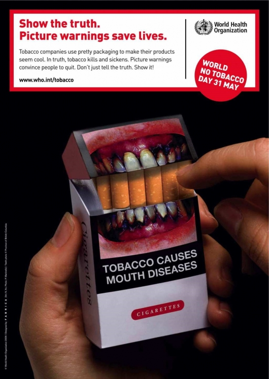 Cigarette Pack Warning Really Funny Pictures Collection