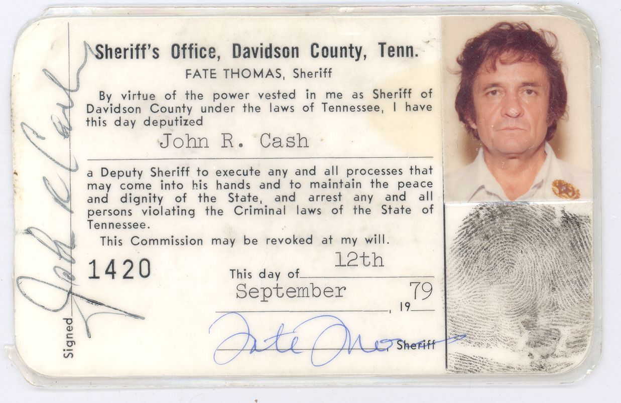 johnny cash   deputy sheriff   really funny pictures collection on picshag