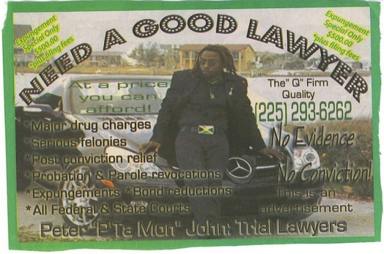 Need a good lawyer?