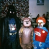 Vader, Ewok and Patches