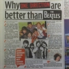 Why One Direction is better than The Beatles