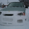 Snow car tuning