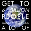 You don't get to 6 billion people without producing a lot of dumbasses